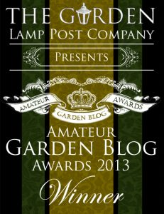 Amateur Garden Blog Awards
