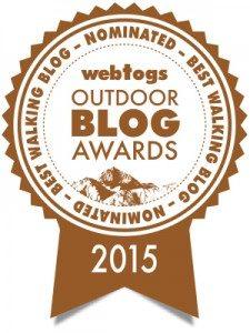 Webtogs Outdoor Blog Awards